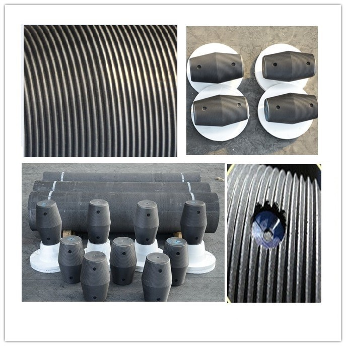 Good Price RP grade Graphite Electrodes with Nipple China manufacturer
