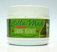 500g Cellu Mud Slimming Treatment Cream with Lemon Extract