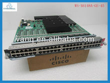 Cisco Router Used WS-X6148A-GE-45AF Networking Module