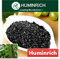 Huminrich 100% Soluble Super Organic Fertilizer Potassium Humate for Banana