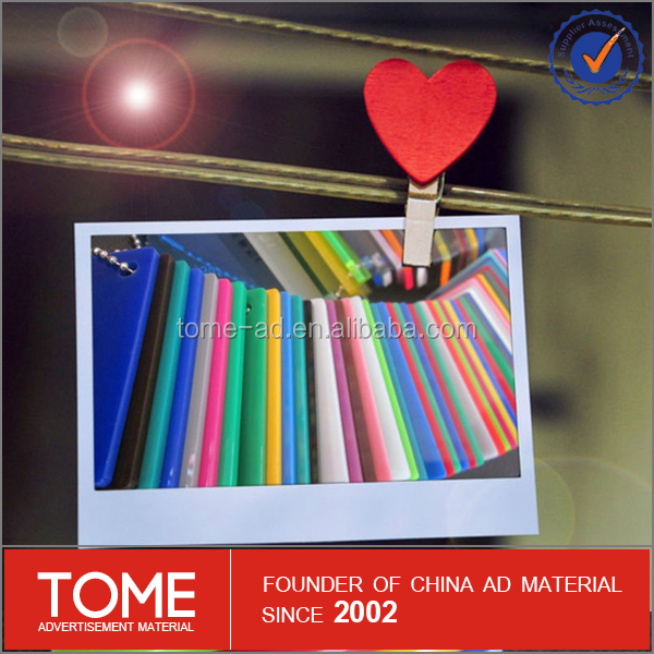 2015 New Design High-quality Decorative Acrylic Self Adhesive Mirror Sheet