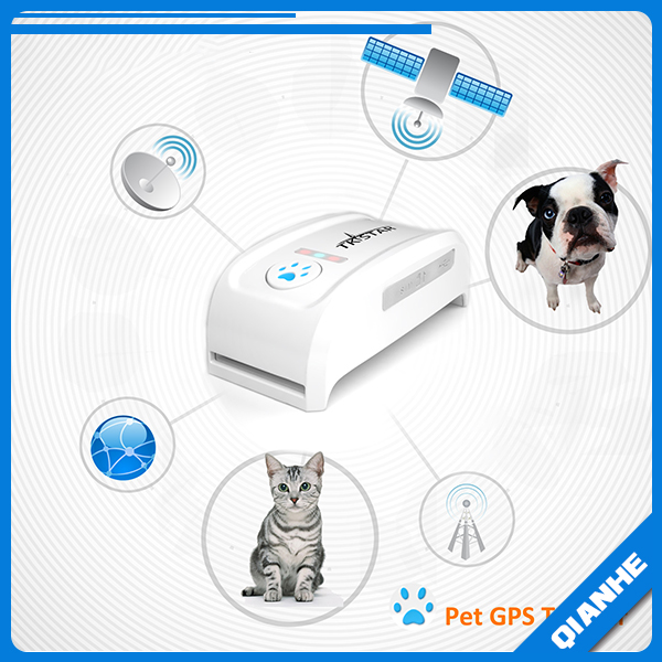 waterproof gps pet tracker long battery life