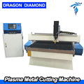 China Supplier Gantry Double Driver Thin Metal Carbon Steel Plasma Cutting Machine For Sale