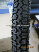 Top quality wear resisting motorcycle tire 2.50-19