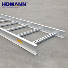 Light Weight Aluminum Ladder Cable Tray