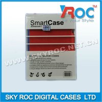 2013 New design for ipad 2 smart case with package