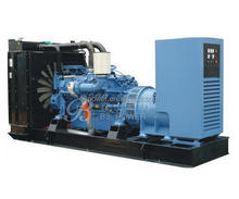 Electricity Diesel Generator 800KW/1000KVA Powered by Germany MTU Engine with 16 Cylinders