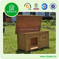Openning Roof Dog Cage For Easy Cleaning DXDH001