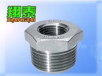 Stainless Steel Hex Bushing, SS316, Reducing Bushing
