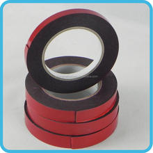 Pressure sensitive glue easy to use pe double sided tape adhesive foam