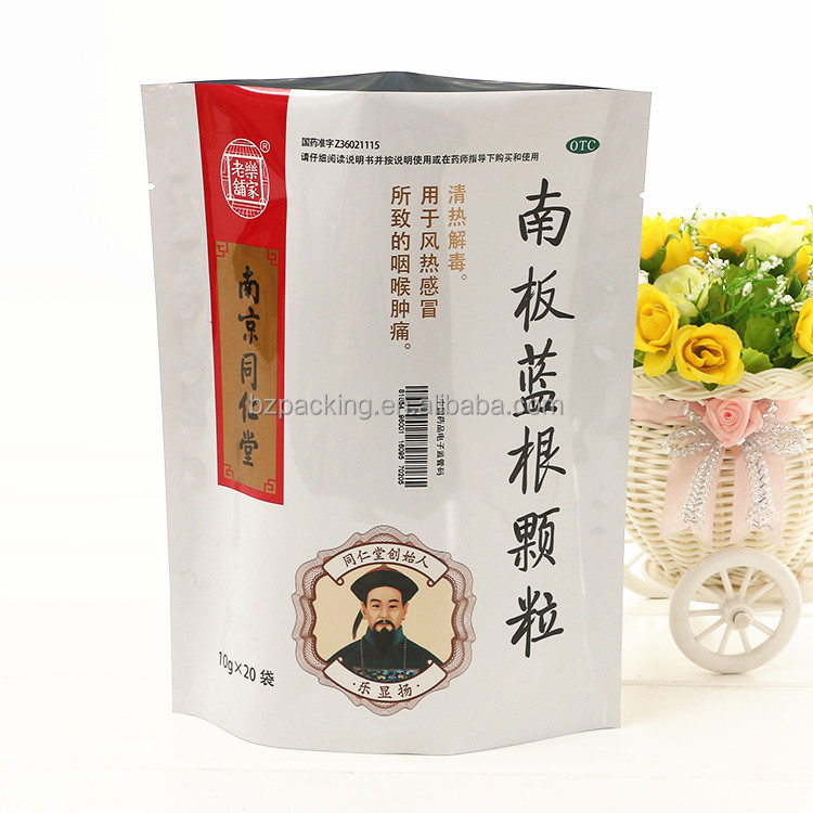 Manufacturer herbal incense packaging bags