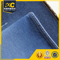 9oz 100% cotton kain denim fabric wholesale in china