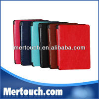 2013 New Design Ultra Slim Leather Smart Cover Case for Amazon Kindle Paperwhite