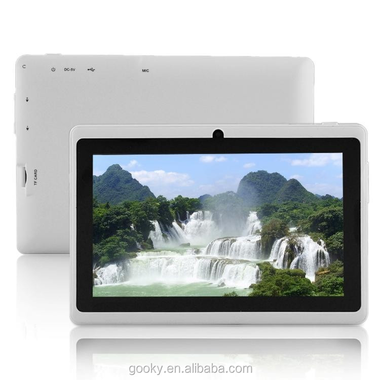 high quality cheap android tablets 7 inch tablet PC Q88 A13 ram Android 4.0 mini laptop