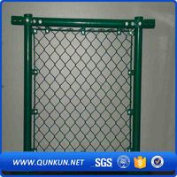 Powder coated House Gate Grill Designs chain link fence