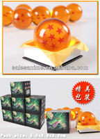 Wholesales Anime Dragon Ball Z Cosplay Seven Ball Nice Gift Collection 7 Options 2.8''