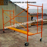 TSX-HF2132 Scaffolding Arch Frame / Door Frame with ladder