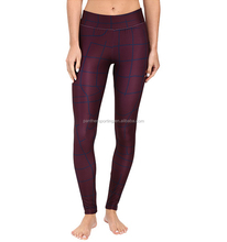 96 Polyester 4 spandex pants yoga pants 2017 custom pants