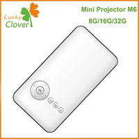 Mobile Phone Mini Home Theater Projector android tv box kodi 1080p video with mini projector support HD in out