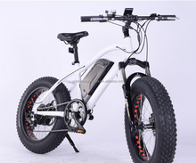 7 Speed Electric Folding Bicycle 30km Mileage 36V 250W 20inch Fat Tire Foldable Electro Bike