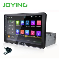Quad core 8'' Universal auto radio gps 1 din car dvd player with radio audio navigation system bluetooth