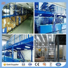 Space saving warehouse mezzanine floors rack/attic rack ,storage system