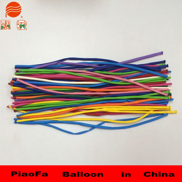 factory outlets balloons customized animal balloon Long Shape Latex latex balloon made in China