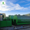 Waste tire used plastic pyrolysis plant for sale