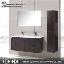 Liquidation small and cheap bathroom vanity tops with mirror