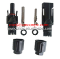 MC4 solar pv connector ip68,pv cable connector for solar module