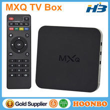 Best Selling android smart tv converter box mxq digital set top box set-top box