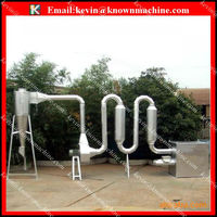 Factory directly supply the small sawdust dryer