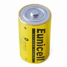 1.5V super power D size LR20 AM1 alkaline dry cell battery manufacturer