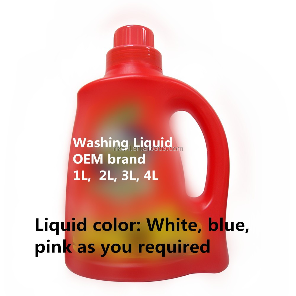 Concentrated Washing Detergent Liquid, Laundry Washing Liquid