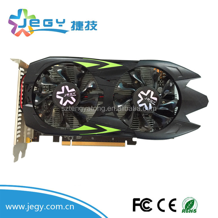 VGA,DVI,HDMl Output Interface Type and NVIDIA Chipset Manufacturer GTX760 3G 192BIT GDDR5 Graphics Card Nvidia