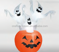 Advertising inflatable pumpkin halloween decorations