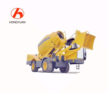 Fiori CBV self loading concrete mixer for sale