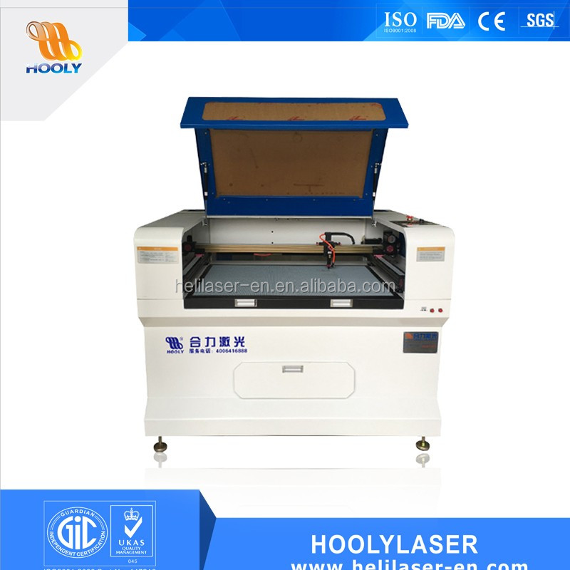 Dongguan factory sale Camera Computerized Embroidery Fabric Laser Cutting Machines