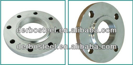 ansi b16.5 150lb threaded flange