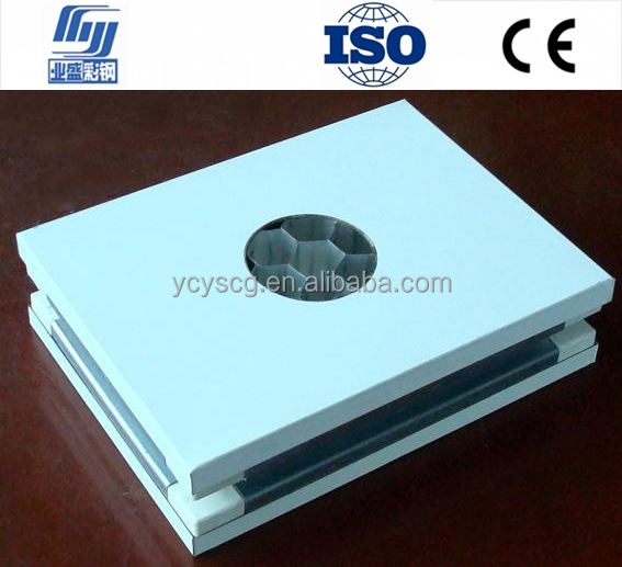 new product manual purification aluminium honeycomb