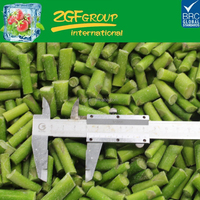 Healthy Grade A iqf frozen green asparagus for sale