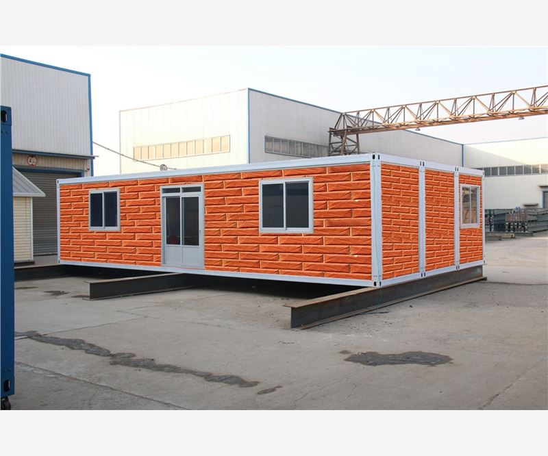 Movable Pack Conteiner Residential bright modular container houses
