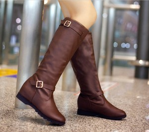 2013 WINTER NEW FASHION LADIES LONG MARTIN BOOTS