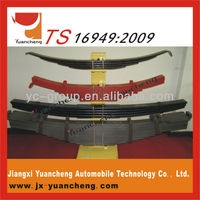 China Yuancheng best quality truck trailer leaf spring