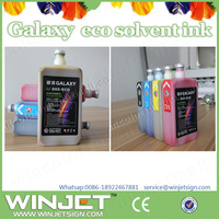 6 Color DX4/DX5 PrinterHead galaxy SP540 Eco Solvent Ink ECO-F