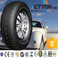 SUV outlined white letter comforser brand 215/70r16 car tyres
