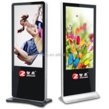 55 inch wifi 3g free standing programmable lcd screen advertising media player