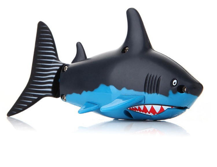 New trending hot products 2016!27/40Mhz mini remote control shark toys with long control time