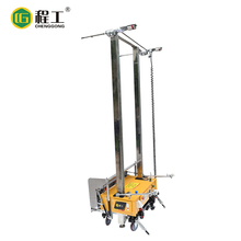 2017 top selling china robot plaster render machine for wall
