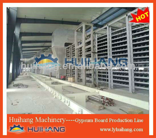 Gypsum board making machine /gypsum board production line
